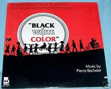 LP Black & White in Color PIERRE BACHELET OST