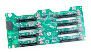 HP 8x 2.5'' SAS/SATA Backplane Board - ProLiant DL380p Gen8 - 643705-001