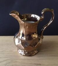 """Vintage Wade Jug Copper Lustre Ware Beautiful VGC 6"""" Collectable"""