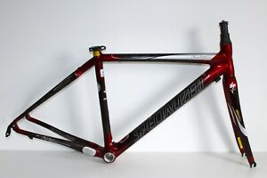 SPECIALIZED RUBY PRO CARBON FRAME ROAD BIKE RACING SIZE 51cm ENGLISH THREADED *