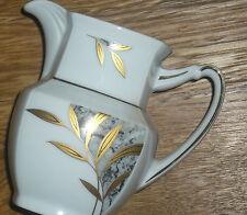 1 Milchkännchen    Winterling  MARKTLEUTHEN   Dekor grau/Gold