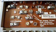 Antenne morbida Cinturone FILTRO 75+240-300 Ohm entrate e uscite 1101b