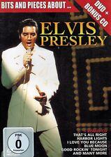 DVD MIT BONUS CD - Elvis Presley - Bits And Pieces About
