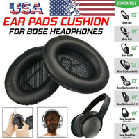 2pc L/R Ear Pads Cushion for Bose Quiet Comfort 2 QC2 QC15 QC25 AE2 Headphones