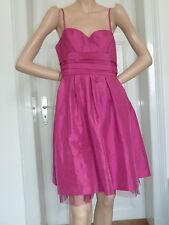 COCKTAILKLEID - pink - Trägerkleid - Petticoat - * GINA TRICOT * - Gr. 40