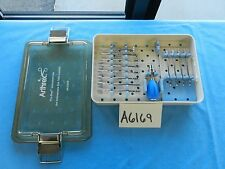 Arthrex Surgical Arthroscopic Arthroscopy Pro Stop Instrument Set W/ Case