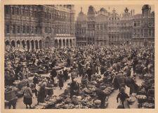 * BELGIUM - Bruxelles - Market