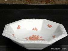"""MONTICELLO ORANGE by ROSENTHAL MARIA ~ 10"""" VEGETABLE BOWL (s)"""