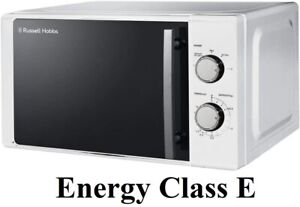 Microwave White Russell Hobbs Cheap Sale RHM2060