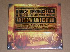 BRUCE SPRINGSTEEN - WE SHALL OVERCOME - CD + DVD SIGILLATO (SEALED)