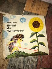 Borstel der Wettermacher DDR-Kinderbuch Werner Lehmann