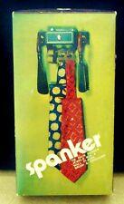 Vintage Retro Tie Rack Hanger, Jewel Box, Shoehorn & Clothes Brush 'Spanker'