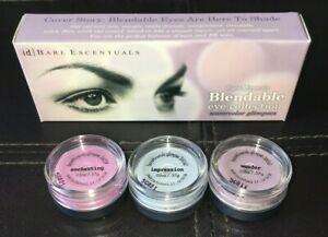NEW Bare Escentuals Minerals Blendable Eye Collection Glimpses Enchanting Wonder
