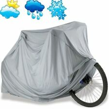 Universal Bicycle Bike Cover Waterproof UV Weather Rust Resistant 210cm x 100cm