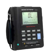 Mastech Ms5308 Auto Ranging Handheld Portable Lcr Meter 100K Hz Rs232