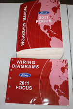 2011 Ford Focus Service Workshop Manuals & Wiring Diagrams