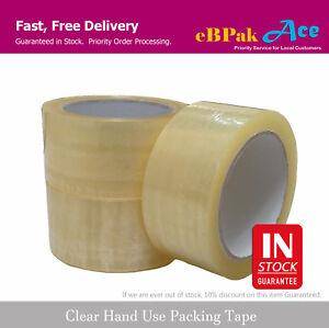 Sticky Packing Tape 75meter x 48mm Sealing Carton Packaging Tape