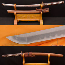 TOP QUALITY TRADITIONAL HAND FORGED KO-KATANA JAPANESE SAMURAI DRAGON SWORD