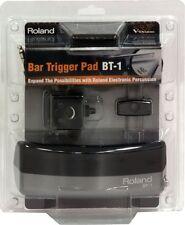 Roland BT-1 Bar Drum Trigger Pad Free tracking ship