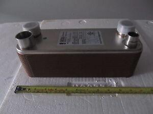 EVAPORATOR/CONDENSER 2.13 RT / 7.5 kW Brazed Plate Heat Exchanger BL26-34R
