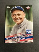 2019 Topps Opening Day 150 Years of Fun #YOF-1 Ty Cobb Detroit Tigers Insert
