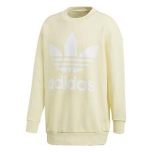 aleación garrapata preparar  Sweats et vestes à capuches jaunes adidas pour homme   eBay