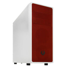 BitFenix NEOS BLANC/ROUGE ATX mATX mini ITX USB 3.0 Peformance Gaming PC Case
