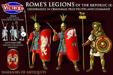 ROME'S LEGIONS OF THE REPUBLIC ( 1 ) - VICTRIX - ANCIENT - CHAINMAIL -