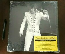 That's the Way It Is by Elvis Presley [Deluxe] [8CD/2DVD, 10 discs] SEALED