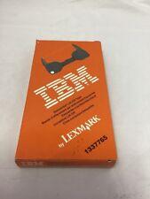 Genuine IBM Easystrike Superior Write Correctable Ribbon Cassette 1380999 OEM