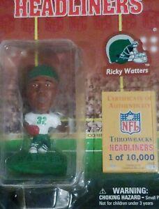 1997 NFL Corinthian Headliners Ricky Watters Philadelphia Eagles