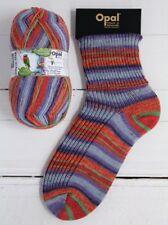 OPAL Rainforest X111 9453 The Departed ~ 4 Ply Sock yarn x 100g ~ + Free Pattern