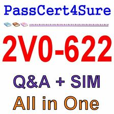 VMware Certified Professional 6.5 DCV 2V0-622 Exam Q&A+SIM