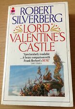 LORD VALENTINE'S CASTLE Robert Silverberg Book (Paperback)