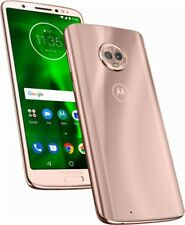 Motorola  Moto G6 XT1925  3GB / 32GB / 16MP Factory Unlocked  Oyster Blush !!!!!