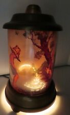 Fountain of youth young man pee Motion lamp in good working order