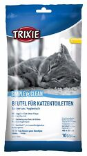 LARGE TRIXIE CAT LITTER TRAY LINERS - FIT UP TO 46x59cm  Art 4044