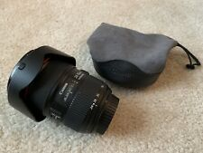 Canon EF 24-70mm f/2.8L II USM Lens EXCELLENT Condition