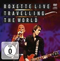 Roxette Live Travelling the World DVD All Regions NTSC  + CD NEW