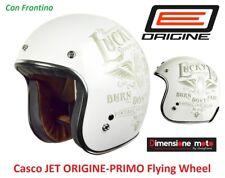 Origine Helmets primo Flying Wheel Gloss White Bianco Taglia S