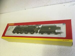 Lot..161....OO GAUGE HORNBY R3017 PATRIOT CLASS.......EMPTY BOX ONLY ........#5#