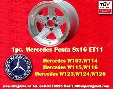 1 Cerchio AMG Mercedes Penta Style 8x16 ET11 Wheel Felge Llanta Jante mit TÜV