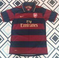 Arsenal 3rd Football Shirt 2007/08 Herbert Chapman Nike Youths XL 13-15 Years
