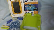 Vtech InnoTab 2 Learning Tablet with 4 Games, 2 Stylus Pens & Protective Cover