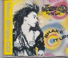 Jeanne D-Shake It Up 3 inch cd maxi single