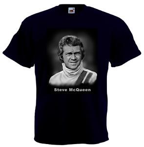 Steve McQueen T-shirt  CLASSIC LE MAN T-SHIRT