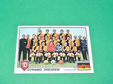 PANINI FOOTBALL EURO FOOTBALL 79 1978-1979 N°39 DYNAMO DRESDEN DDR RDA FUSSBALL