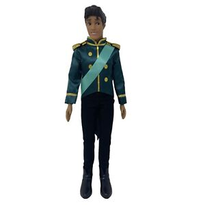 Disney Store Princess and the frog Wedding Prince Naveen Doll Rare 12""