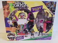 Teenage Mutant Ninja Turtles Out of the Shadows TMNT Technodrome Playset NIB!!