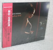 Mayra Andrade Studio 105 Taiwan Ltd CD+DVD w/OBI (digipak)